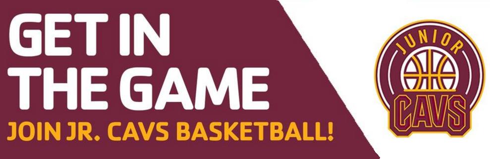 2018 Fall Jr. Cavaliers Basketball League